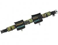 Патронташ закрытый на 30 патронов 12 калибра (ткань)