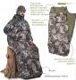 Засидка-мешок для охоты с вышки (мембранное трикотажное полотно)