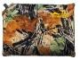Tramp сиденье туристическое самонадувающееся камуфляж TRI-013 (30х40х5 см)