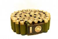 Патроллер - универсальная патронная лента для переноски и хранения 50 гладкоствольных патронов арт.Патр-50