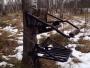 Охотничий лабаз-самолаз (тристенд) Егерь
