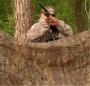 Укрытие для охотника тент 12 футов из нейлона AVERY Die-Cut Nylap/12