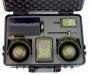 Электронный манок Hunterhelp PRO 3 в кейсе (профессиональный комплект) c двумя динамиками Альфа