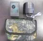 Электронный манок Биофон-9 (6 голосов гусей) в комплекте с чехлом и динамиком 30 Вт